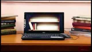 Библиотека Винницкого педагогического. Инновации в библиотеке. 2014 года