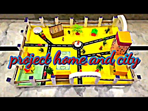Project house and city kaise banaye