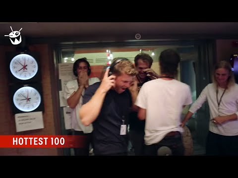 The Rubens react to taking out triple j's Hottest 100