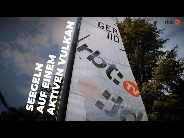 Segelsport auf dem Laacher See | RBT:TV