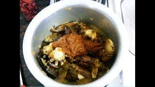 Kekda Masala - Crab Masala Curry  Maharashtrian Style - By Homespun Recipes