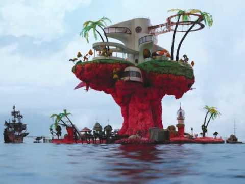 Empire Ants - Gorillaz (Plastic Beach)