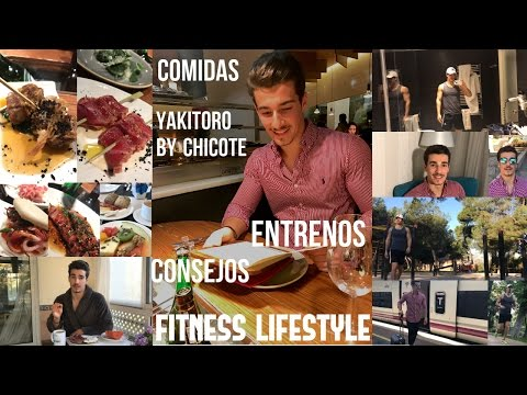 VIAJE FITNESS A MADRID - YAKITORO by Chicote, Fitness Lifestyle, comidas, entrenamiento y consejos.