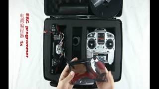 Unboxing POWERKAM BLACK T1 5 mini cable cam system