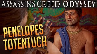 Assassin's Creed Odyssey #10 | Penelopes Totentuch | Gameplay German Deutsch thumbnail