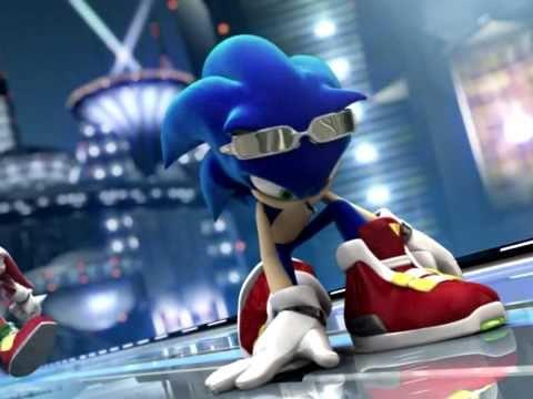 Sonic Riders Intro (HD)