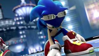 Sonic Riders Intro (HD)