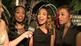 The McClain Sisters at the 21st Movieguide Awards