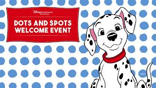 Dots and Spots Welcome Event