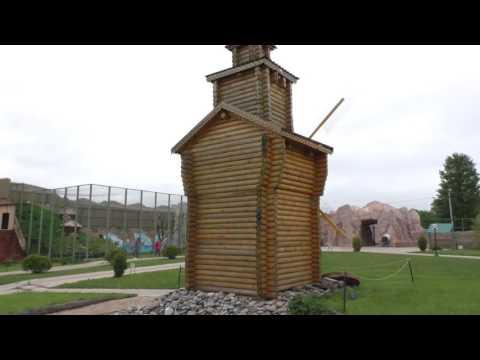 Шикарный бесплатный зоопарк в г.Ряжске
