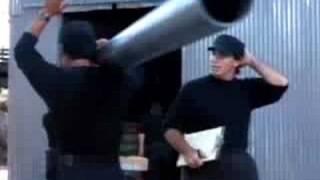 Danny & Phillip Rhee Stunt in movie