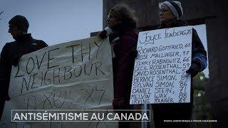 Antisémitisme au Canada