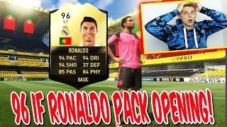 FIFA 17 LIVE - 96 IF RONALDO PACK OPENING! WALKOUT & INFORM! ⛔️⛔️ ULTIMATE TEAM (DEUTSCH)