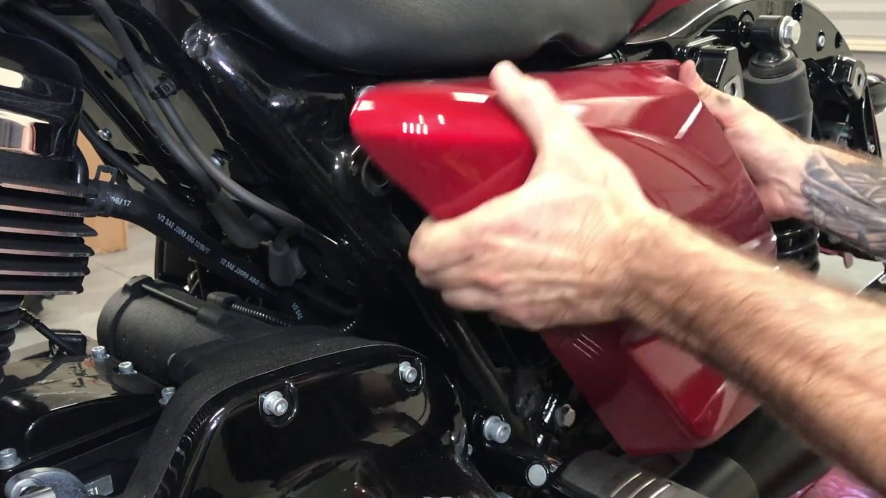 harley davidson road glide special main fuse removal [ 1280 x 720 Pixel ]