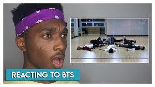 BTS - 'I Need U' Dance Practice (REACTION) | Jayden Reacts