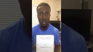 "Curtis Ross endorses Ryan C. Greene's book, ""Becoming A Passionpreneur"""