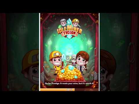 Idle Miner Tycoon Gameplay Episode 25 New Event The