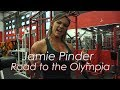 Jamie Pinder - 11 weeks out - Chest and Shoulder training