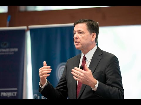 ISP Spring Symposium: Keynote Remarks by James Comey