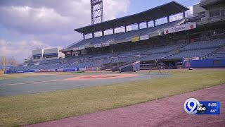 Renovations to NBT Stadium as Syracuse Mets era begins