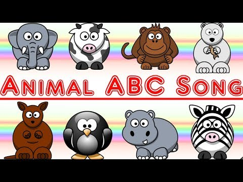 Animal ABC Song: Learn Letters and Animals