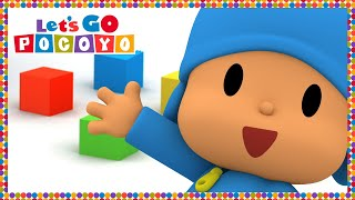 Let's Go Pocoyo - Colours [Episode 6] in HD