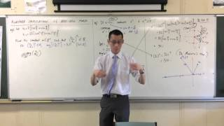 Manipulating Complex Numbers for Purely Real Results