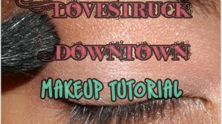 """Lovestruck Downtown"" Makeup Tutorial (Feat. BeautiControl) Thumbnail"