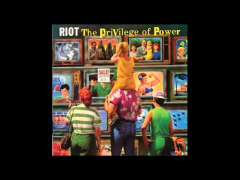 Riot - On Your Knees