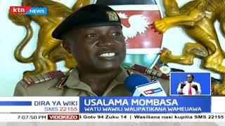 Usalama Mombasa: Wanafunzi wa chuo cha Nairobi Mombasa wauawa