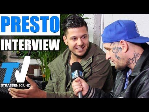 PRESTO Interview: Silla, Mert, Rap Am Mittwoch, Julian Williams, Afro Trap, Battle, Barrio, Berlin
