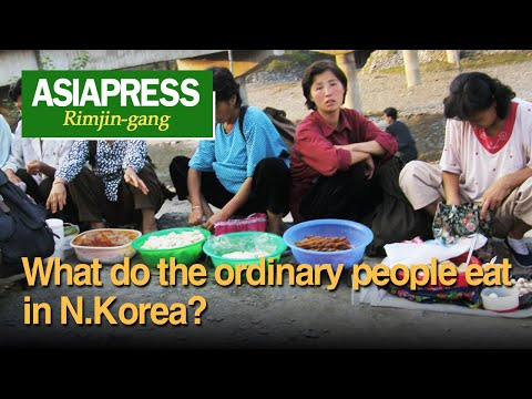 [North Korea Video Report] What do the ordinary people eat in North Korea?