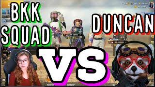 BKK SQUAD AKA Cantika Gaming VS DUNCAN Gaming Chicken || ACE TIER 500