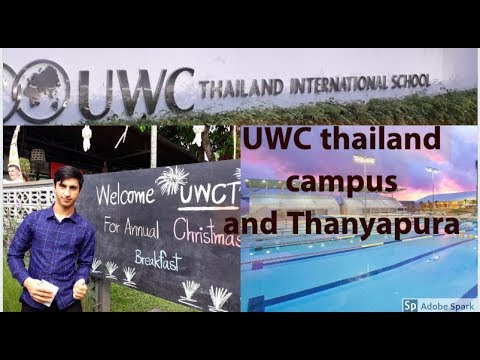 UWC Thailand campus and Thanyapura