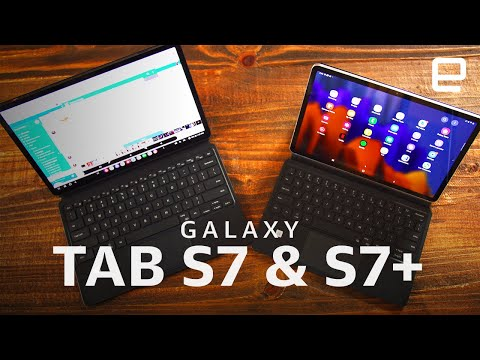 Samsung Galaxy Tab S7 and S7+ review: Samsung's best can't fix Android's flaws