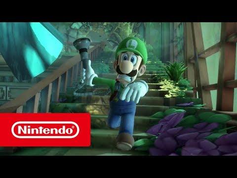 Luigi's Mansion 3 – Trailer Di Presentazione (Nintendo Switch)