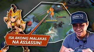 Ganito Magbuhat ng Team ang Assassin na Gatotcaka