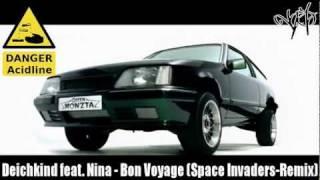 Deichkind (feat. Nina) - Bon Voyage (Space Invaders-Remix) - done by acidline