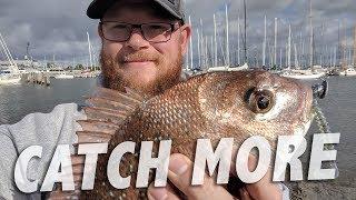 6 FISHING TIPS from LAND FISH TV (Fishing Melbourne, Australia)