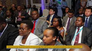 Standard Chartered Africa Summit 2019: Unlocking Sustainable Financing for Africa Transformative Dev