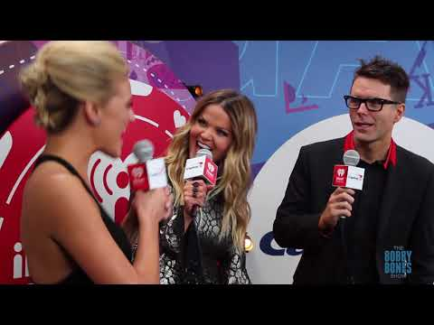 Bobby Bones Show at our 2017 iHeart Radio Music Festival