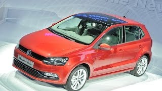VW Polo 2014 Weltpremiere - Video