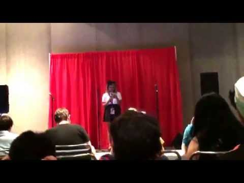 This Game Cover (Anime Expo Karaoke Contest 2015 Semifinals)