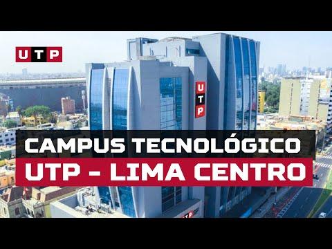 Campus Tecnológico UTP Lima Centro