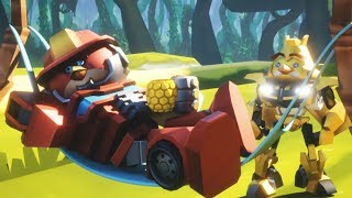 Angry Birds Transformers - Rovio Entertainment Ltd Heatwave Day 2 Walkthrough