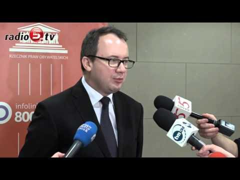 Rzecznik Praw Obywatelskich odwiedził Suwalszczyznę
