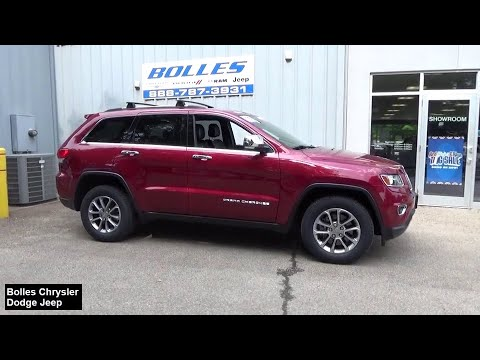 2014 Jeep Grand Cherokee Stafford Springs Enfield Somers Ct