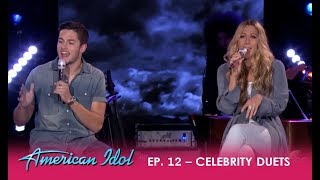 "Garrett Jacobs & Colbie Caillat AMAZING Duet Singing ""Lucky"" By Jason Mraz   American Idol 2018"