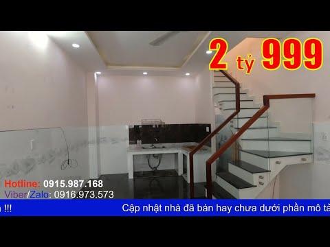 Video nhà bán quận Tân Phú dưới 3 tỷ sổ hồng riêng, hẻm Trần Văn Ơn