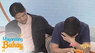Magandang Buhay: Joshua becomes emotional while talking about his family